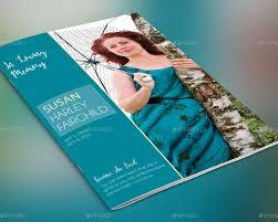 Funeral Bulletin Templates 35 Funeral Program Templates Free U0026 Premium Templates