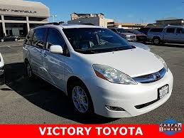 2004 toyota sienna review ratings specs prices and photos