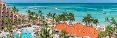 Map Of Caribbean Beach Resort by Playa Linda Beach Resort Aruba Resort Map
