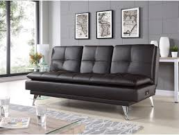 black leather sleeper sofa sleeper couch ideas the practical and stylish seat bed furniture