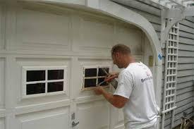 Decorative Garage Door Add Decorative Windows To Existing Garage Doors