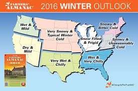 2016 winter weather outlook by the farmers almanac snowbrains
