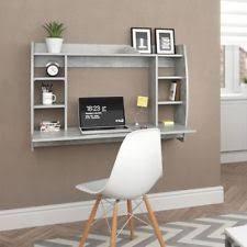 Wall Mounted Office Desk Wall Mounted Desk Ebay