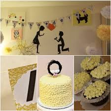 awesome ideas for an engagement party