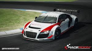 Audi R8 Lms - r3e audi r8 lms ultra licensed
