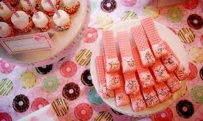 ideas for girl baby shower cool girl baby shower dessert ideas 79 in baby shower themes with