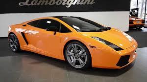 Lamborghini Gallardo Orange - 2006 lamborghini gallardo se 246 arancio borealis lt0789 youtube