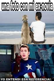 Meme Ex - mi ex es una perra maldita perra meme by elpapuuu7 memedroid