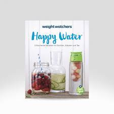 K Hen Bestellen Online Happy Water Kochbuch Jetzt Bestellen Weight Watchers Shop