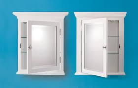 medicine cabinet replacement mirror door vanity decoration