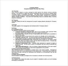 business contingency plan example hitecauto us