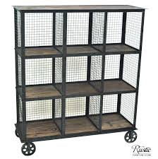 bookcase leaning bookcases wrought iron book shelves metal
