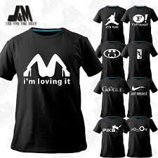novelty t shirts new fasion clothing 2014 summer original top