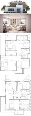 modernist house plans plan de maison house house plans small