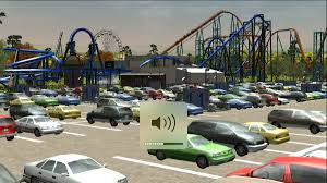 Six Flags Parking Six Flags Thunder Bay Rct3 Theme Park Review