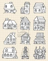 Cute House by Hand Draw Cute House Stock Photo Illustration Pinterest