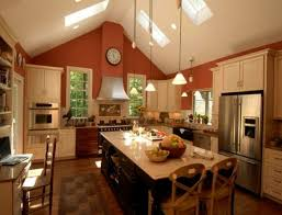 cathedral ceiling kitchen lighting ideas ceiling kitchen lighting ideas vaulted ceiling kitchen lighting