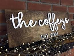 family wood custom wood signs erin elyse designs