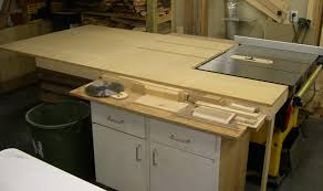 how to build a table saw workstation table saw router combo diy best table decoration
