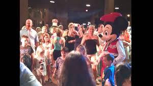 mickey u0027s backyard bbq david u0027s make a wish trip youtube