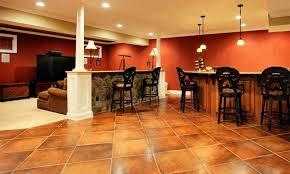 basement renovation refinish basement ideas
