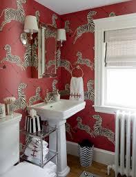 zebra bathroom ideas scalamandre zebra bathroom ideas