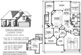 2 story floor plan narrow 2 story floor plans 36 50 foot wide lots