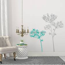 anise flowers wall decal nature wall decals anise flowers wall decal image 1
