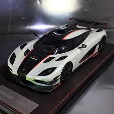 koenigsegg india 1 18 frontiart f033 02b koenigsegg one1 pebble white ebay