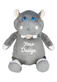 Engraved Teddy Bears Personalized Hippo Teddy Personalized Teddy Bears Cubbies