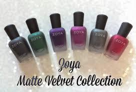 obsessive cosmetic hoarders unite zoya matte velvet nail polish