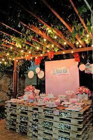 pastel garden themed birthday party via kara u0027s party ideas