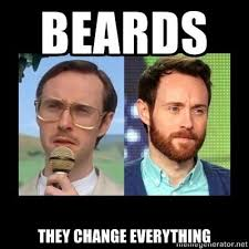 Bearded Guy Meme - 19 painful truths only guys who can t grow beards will understand