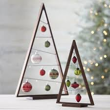 diy ornament display tree kerst ornament tree