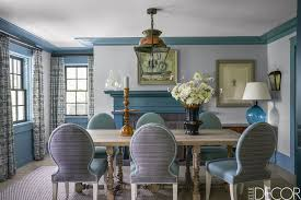 Paint Ideas For Dining Room 24 Best Blue Rooms Ideas For Decorating With Blue