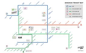 Bangkok Subway Map by Bangkok Mrt Map Images Reverse Search