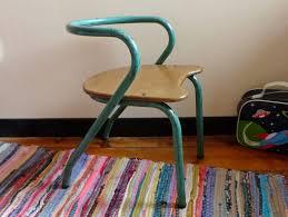chaise vintage enfant meubles vintage pour enfant nos idées pour en trouver joli place