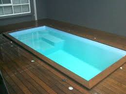 small indoor pools indoor swimming pools for small spaces