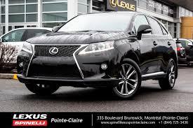 lexus is a vendre used 2015 lexus rx 350 f sport 2 nav mark levinson blind spot