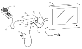 patent us20110134339 healthcare television system apparatus