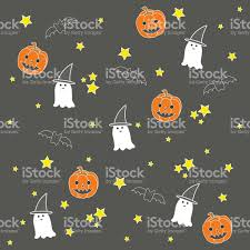 halloween seamless background halloween seamless background stock vector art 535489652 istock