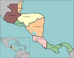 test your geography knowledge central america countries lizard