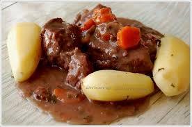 cuisiner paleron boeuf bourguignon binôme gourmand