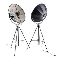 post modern tripod floor lamp satellite standing light adjustable