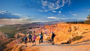 Utah travel clock images Zion and bryce canyon hiking lodge based travel with rei
