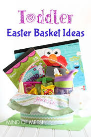 ideas for easter baskets for toddlers toddler easter basket gift ideas modern