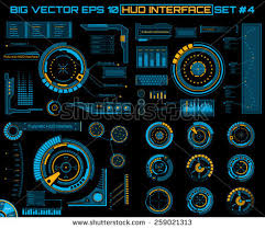 hud futuristic vector download free vector art stock graphics
