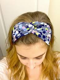 fabric headband 1079 best sewing images on