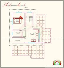 Home Parapet Designs Kerala Style by 4 Marla House Map This Is A 4 Marla House Design Of A Home Which