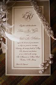 Jewish Wedding Invitations Jewish Wedding At New Jersey Mansion Mazelmoments Com